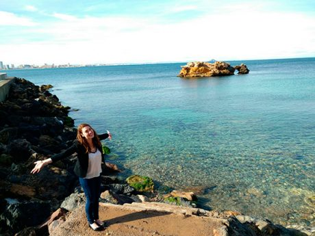 teach english in murcia