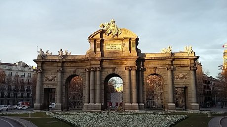 Find apartment in Madrid