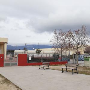 My School views in Madrid