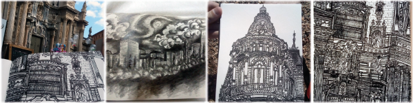 packing_murcia_cathedral_drawing_2