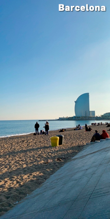Travelling in Barcelona on a Budget