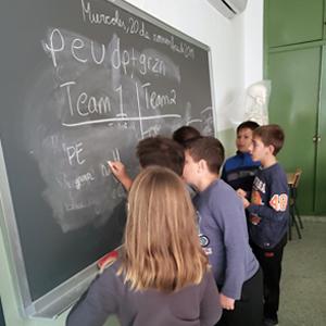 Classroom Games in My ESL Class