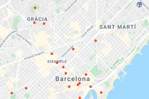 transportation in Barcelona