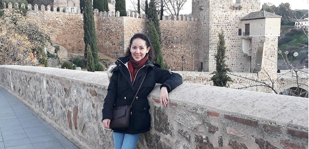 An Auxiliar in Toledo