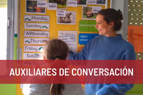auxiliares de conversación