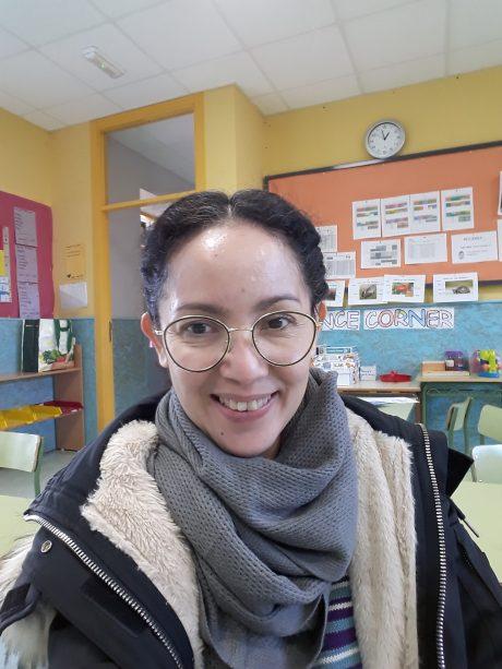 ESL teacher in Spain