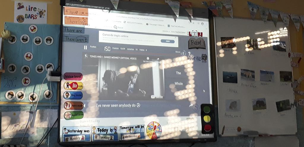 Technology at my ESL Classroom
